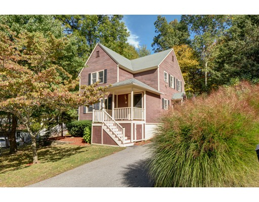 Single Family Home for Sale at 56 Bolton Woods Way 56 Bolton Woods Way Bolton, Massachusetts 01740 United States