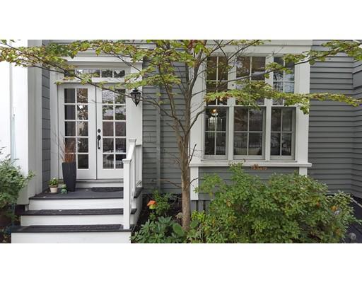 Appartement en copropriété pour l Vente à 23 Perry Street 23 Perry Street Cambridge, Massachusetts 02139 États-Unis