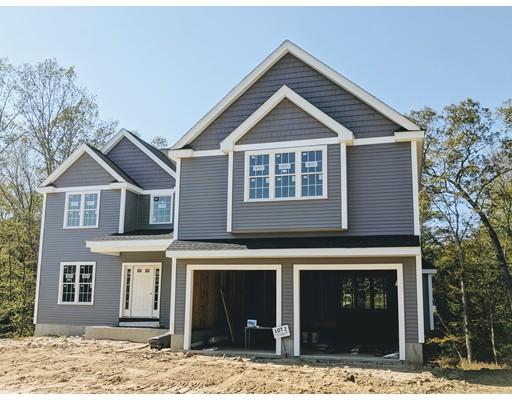 独户住宅 为 销售 在 2 Hannah Drive 诺斯布里奇, 01588 美国