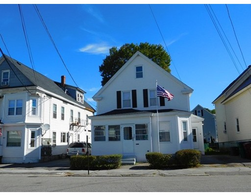 Casa Unifamiliar por un Venta en 225 White Street 225 White Street Lowell, Massachusetts 01854 Estados Unidos