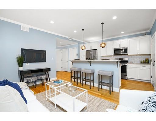 Picture 1 of 242 West 5th Unit 2 Boston Ma  2 Bedroom Condo#