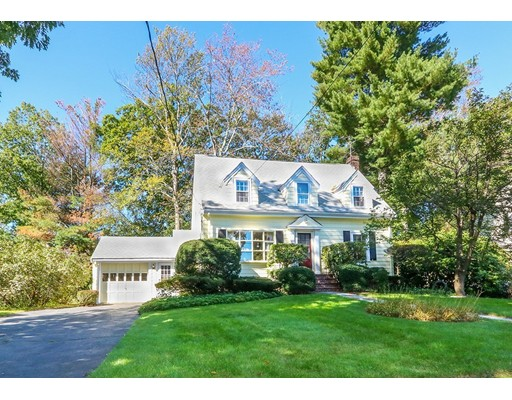 Picture 6 of 139 Grant St  Needham Ma 3 Bedroom Single Family