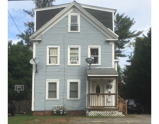 Picture 1 of 195 Broadway  Haverhill Ma  5 Bedroom Multi-family#