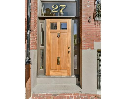 Picture 1 of 27 Rutland St  Boston Ma  3 Bedroom Multi-family#