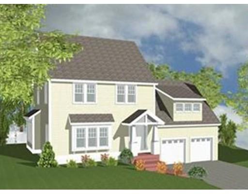 Частный односемейный дом для того Продажа на 10 OVERLOOK Lane 10 OVERLOOK Lane Easton, Массачусетс 02375 Соединенные Штаты