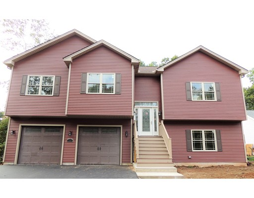 Single Family Home for Sale at 104 Signal Hill 104 Signal Hill Springfield, Massachusetts 01118 United States
