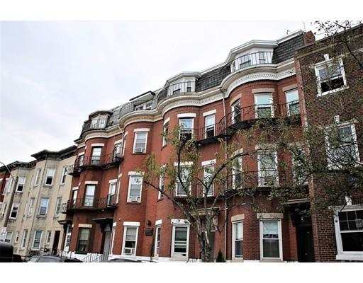 Picture 5 of 122 London St Unit 4 Boston Ma 1 Bedroom Condo