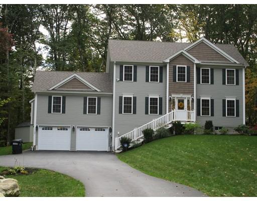 Casa Unifamiliar por un Venta en 30 Newell Road 30 Newell Road Holden, Massachusetts 01520 Estados Unidos