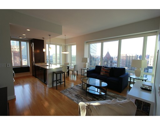 Additional photo for property listing at 400 Stuart Street #16J 400 Stuart Street #16J Boston, Massachusetts 02116 Estados Unidos