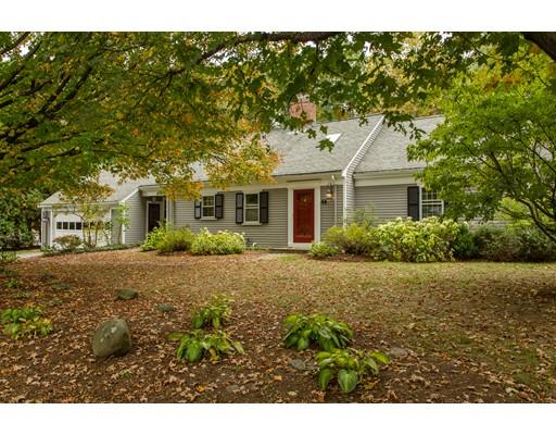 Частный односемейный дом для того Аренда на 44 Martin Road 44 Martin Road Concord, Массачусетс 01742 Соединенные Штаты