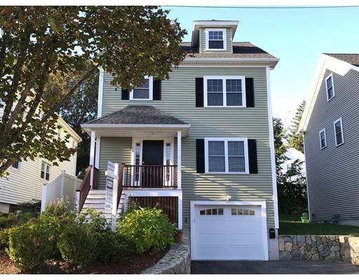 واحد منزل الأسرة للـ Sale في 18 VAN VECHTEN STREET 18 VAN VECHTEN STREET Waltham, Massachusetts 02452 United States