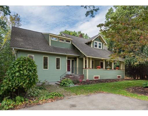 Maison unifamiliale pour l Vente à 115 ABBOT STREET 115 ABBOT STREET Andover, Massachusetts 01810 États-Unis