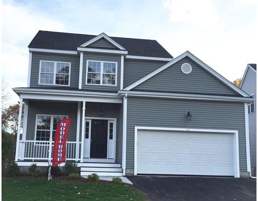 Appartement en copropriété pour l Vente à 48 Beaver Pond 48 Beaver Pond Milford, Massachusetts 01757 États-Unis