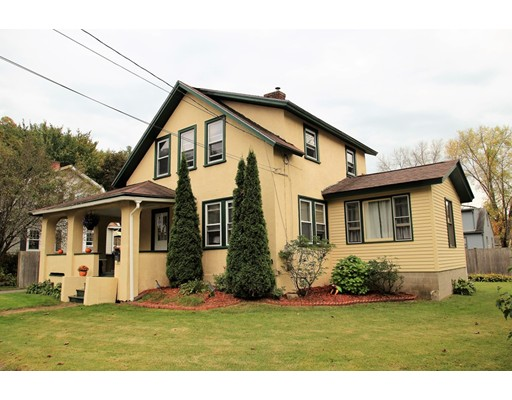 Single Family Home for Sale at 118 Maple Street 118 Maple Street Greenfield, Massachusetts 01301 United States