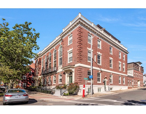 Condominium for Sale at 17 Central Street 17 Central Street Salem, Massachusetts 01970 United States