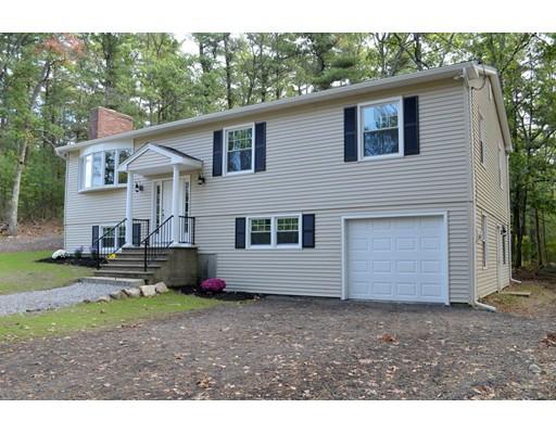 Частный односемейный дом для того Продажа на 64 Howland Road 64 Howland Road Freetown, Массачусетс 02702 Соединенные Штаты