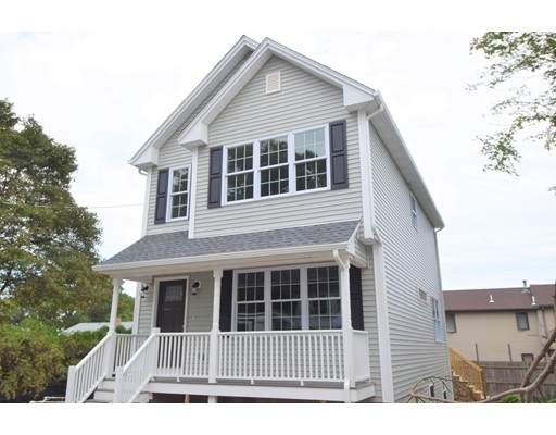 Single Family Home for Sale at 36 FOREST 36 FOREST North Providence, Rhode Island 02911 United States