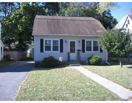 Single Family Home for Sale at 11 Converse Street Palmer, Massachusetts 01069 United States