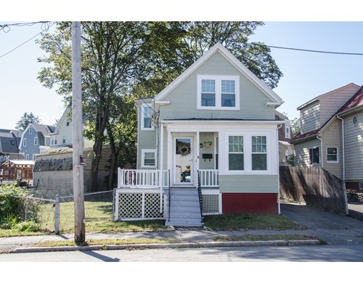 Single Family Home for Sale at 25 Essex Street 25 Essex Street Swampscott, Massachusetts 01907 United States