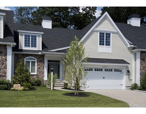 Appartement en copropriété pour l Vente à 23 Crenshaw Lane 23 Crenshaw Lane Andover, Massachusetts 01810 États-Unis