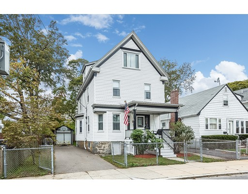 Single Family Home for Sale at 8 Heldun Street 8 Heldun Street Boston, Massachusetts 02132 United States