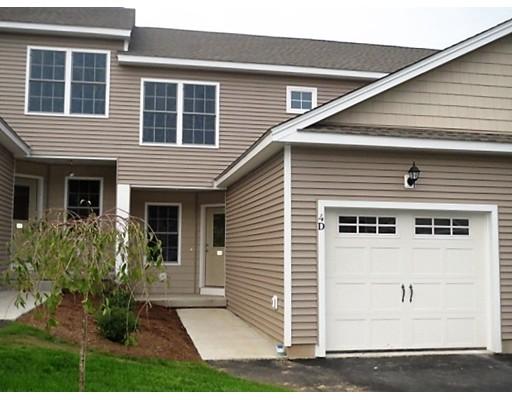 شقة بعمارة للـ Rent في 4 Mapleview Lane #4D 4 Mapleview Lane #4D Agawam, Massachusetts 01001 United States