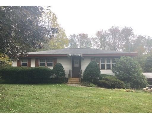 Single Family Home for Sale at 95 Smithville Road Spencer, Massachusetts 01562 United States
