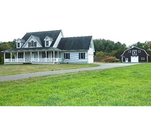 Casa Unifamiliar por un Venta en 79 Valley Road 79 Valley Road Southampton, Massachusetts 01073 Estados Unidos