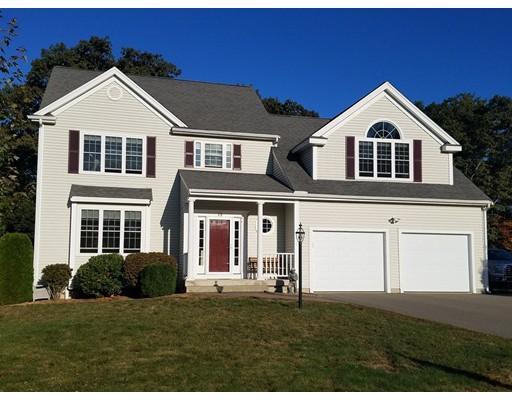 Частный односемейный дом для того Продажа на 28 Brogden Road 28 Brogden Road Ashland, Массачусетс 01721 Соединенные Штаты
