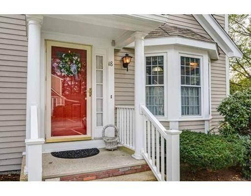 共管式独立产权公寓 为 销售 在 18 Bellwood Circle 18 Bellwood Circle Bellingham, 马萨诸塞州 02019 美国