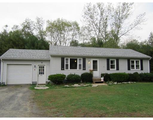 Частный односемейный дом для того Продажа на 277 Mill Valley Road 277 Mill Valley Road Belchertown, Массачусетс 01007 Соединенные Штаты