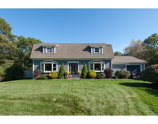 Single Family Home for Sale at 45 Kensington Drive 45 Kensington Drive Sandwich, Massachusetts 02563 United States