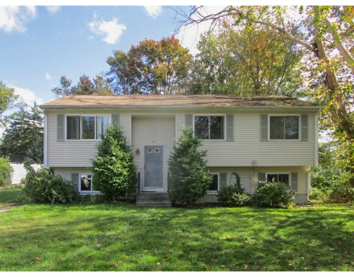 Single Family Home for Sale at 53 Hoover Street 53 Hoover Street West Warwick, Rhode Island 02893 United States