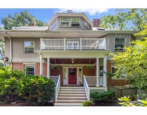 Single Family Home for Rent at 126 Kilsyth Road Boston, Massachusetts 02135 United States
