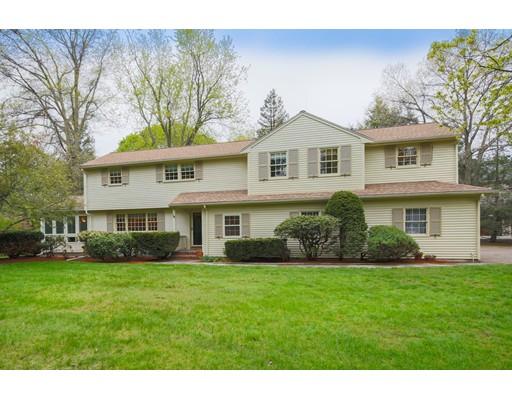 独户住宅 为 销售 在 12 Hathaway Road 12 Hathaway Road Lexington, 马萨诸塞州 02420 美国