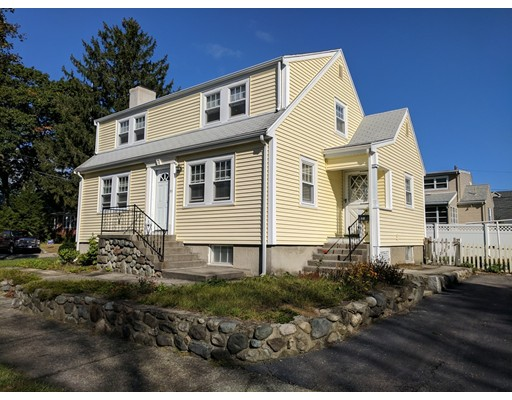 Single Family Home for Rent at 51 Clark Road Newton, Massachusetts 02465 United States