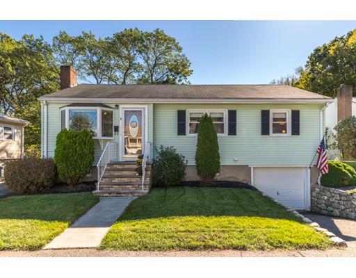 Maison unifamiliale pour l Vente à 8 Orchard Terrace 8 Orchard Terrace Peabody, Massachusetts 01960 États-Unis