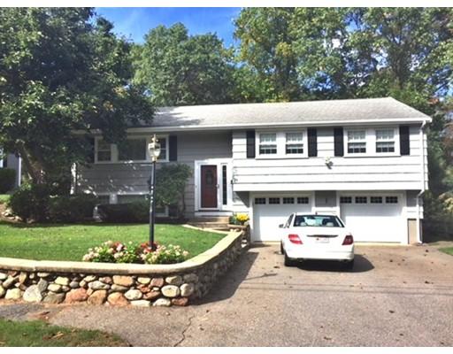 Single Family Home for Sale at 20 Roscoe Street 20 Roscoe Street Needham, Massachusetts 02494 United States