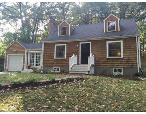 独户住宅 为 出租 在 144 Concord St #0 144 Concord St #0 韦兰, 马萨诸塞州 01778 美国