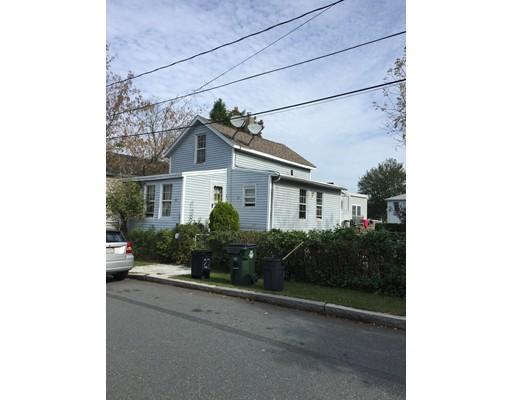 独户住宅 为 销售 在 22 Aberdeen Street Fall River, 02721 美国
