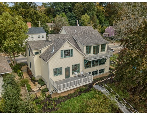 Single Family Home for Sale at 445 Main Street 445 Main Street Amesbury, Massachusetts 01913 United States