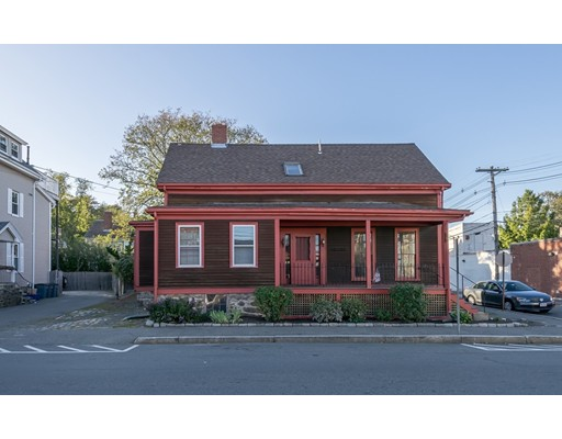 Single Family Home for Sale at 47 ATLANTIC AVENUE 47 ATLANTIC AVENUE Marblehead, Massachusetts 01945 United States