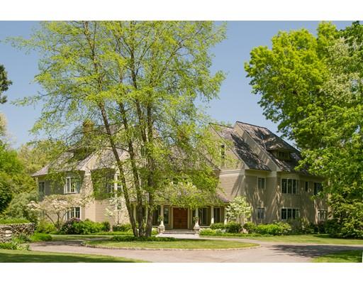Casa Unifamiliar por un Alquiler en 1352 Monument Street 1352 Monument Street Concord, Massachusetts 01742 Estados Unidos