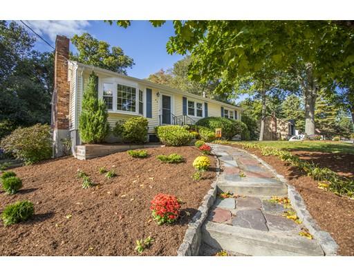 Casa Unifamiliar por un Venta en 45 Alexander Drive 45 Alexander Drive Bridgewater, Massachusetts 02324 Estados Unidos