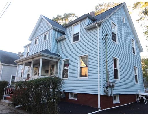 Maison avec plusieurs logements pour l Vente à 57 Garden Street 57 Garden Street Attleboro, Massachusetts 02703 États-Unis