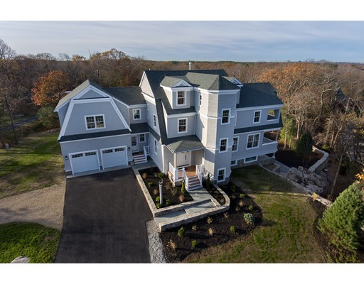 Single Family Home for Sale at 3 Tad Lane Cohasset, 02025 United States