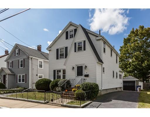 Single Family Home for Sale at 47 Keystone Street 47 Keystone Street Boston, Massachusetts 02132 United States
