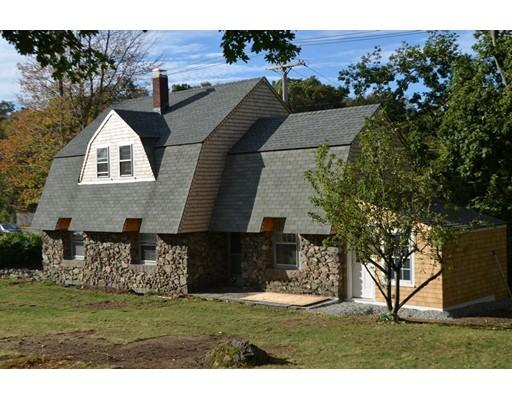 واحد منزل الأسرة للـ Sale في 272 Lincoln Street 272 Lincoln Street Hingham, Massachusetts 02043 United States