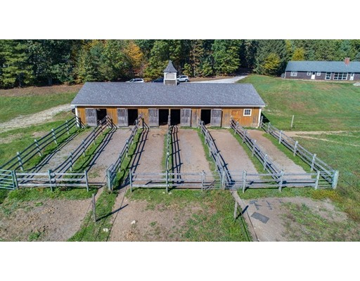Single Family Home for Sale at 161 Bolton Road 161 Bolton Road Harvard, Massachusetts 01451 United States