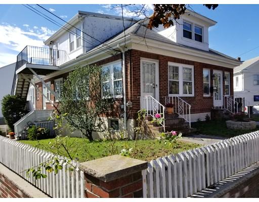 Maison unifamiliale pour l Vente à 15 Shirley Street 15 Shirley Street Winthrop, Massachusetts 02152 États-Unis